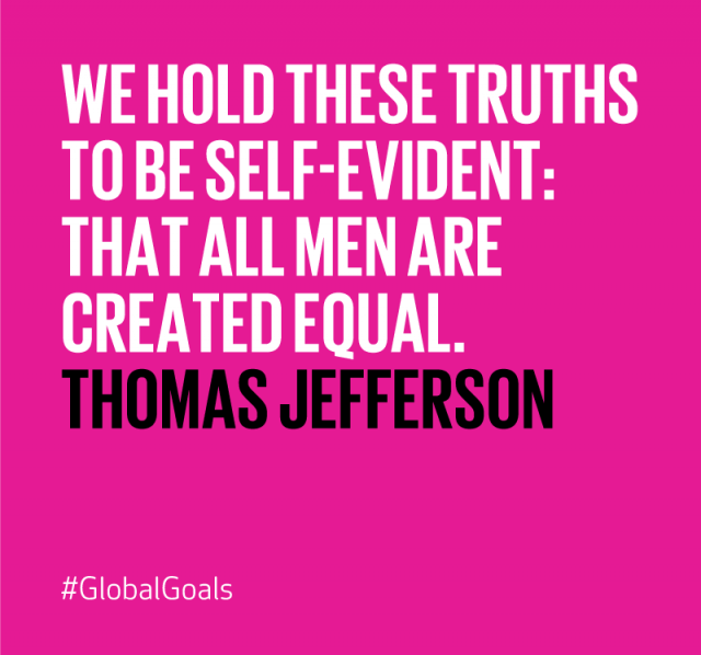 Global Prosperities Thomas Jefferson Quote