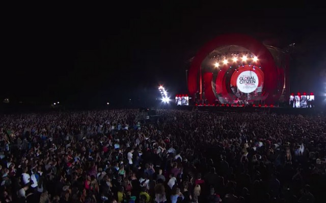 Global Citizen Festival Video