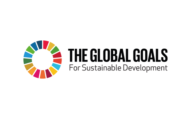 Global Goals Horizontal Logo Thumbnail