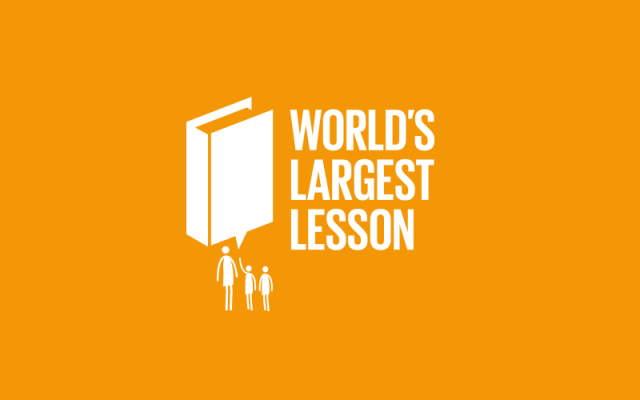 RIchard Curtis Describes World's Largest Lesson