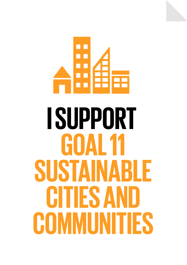 Goal 11 Sustainable Cities and Communities Poster Preview