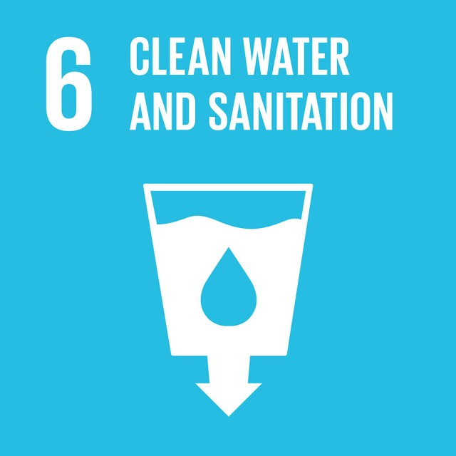 Global Goals Goal 6 Clean water and sanitation